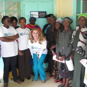 Western Kenya Clinic Dedications