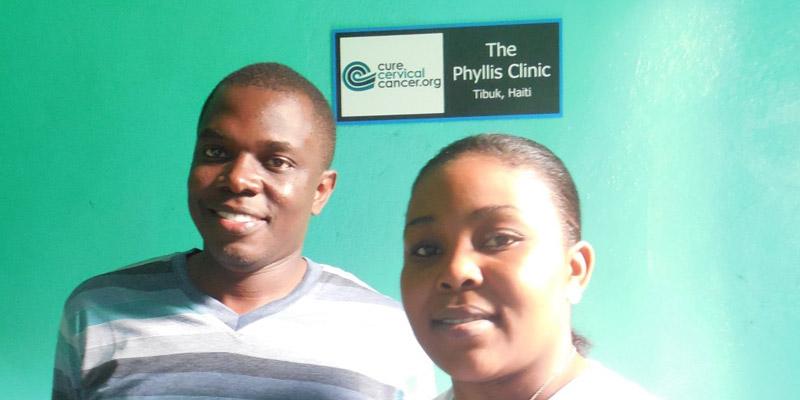 """Phyllis"" Clinic in Tibuk"