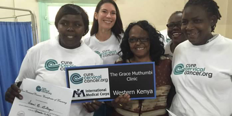 """Grace Muthumbi Clinic"" in Nyamira County"
