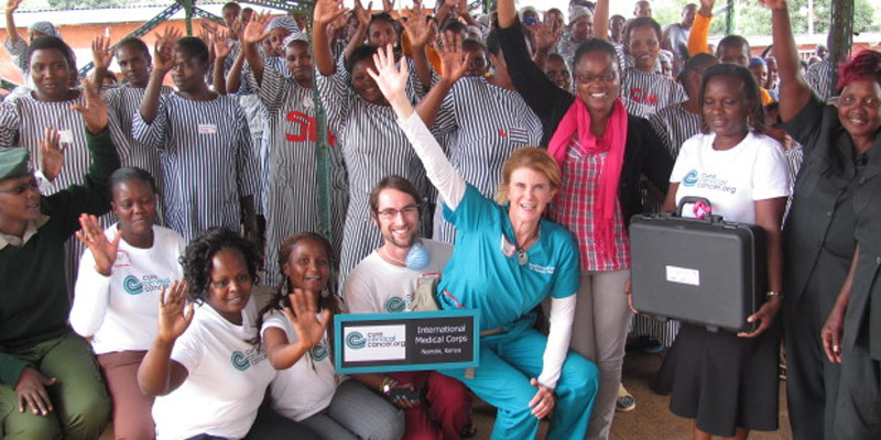 """""""IMC Clinic"""" in Nairobi"""