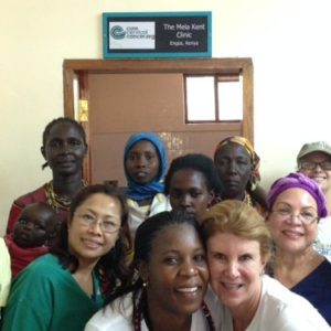 CCC Board Member Dr. Caroline Nitschmann's Point of View: The Mela Kent Clinic Revisited