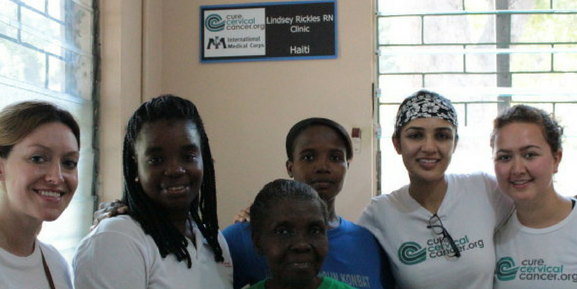 """Lindsey Rickles RN"" Clinic in Cap Haitien"