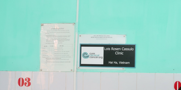 """Lois Rosen Cassulo"" Clinic in Hai Ha"