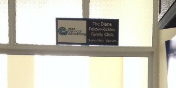 """Pekow-Rickles Family Clinic"" in Dong Trieu"