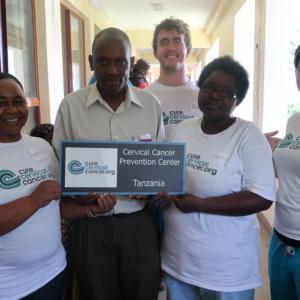 """Cervical Cancer Prevention Center"" in Same, Tanzania"