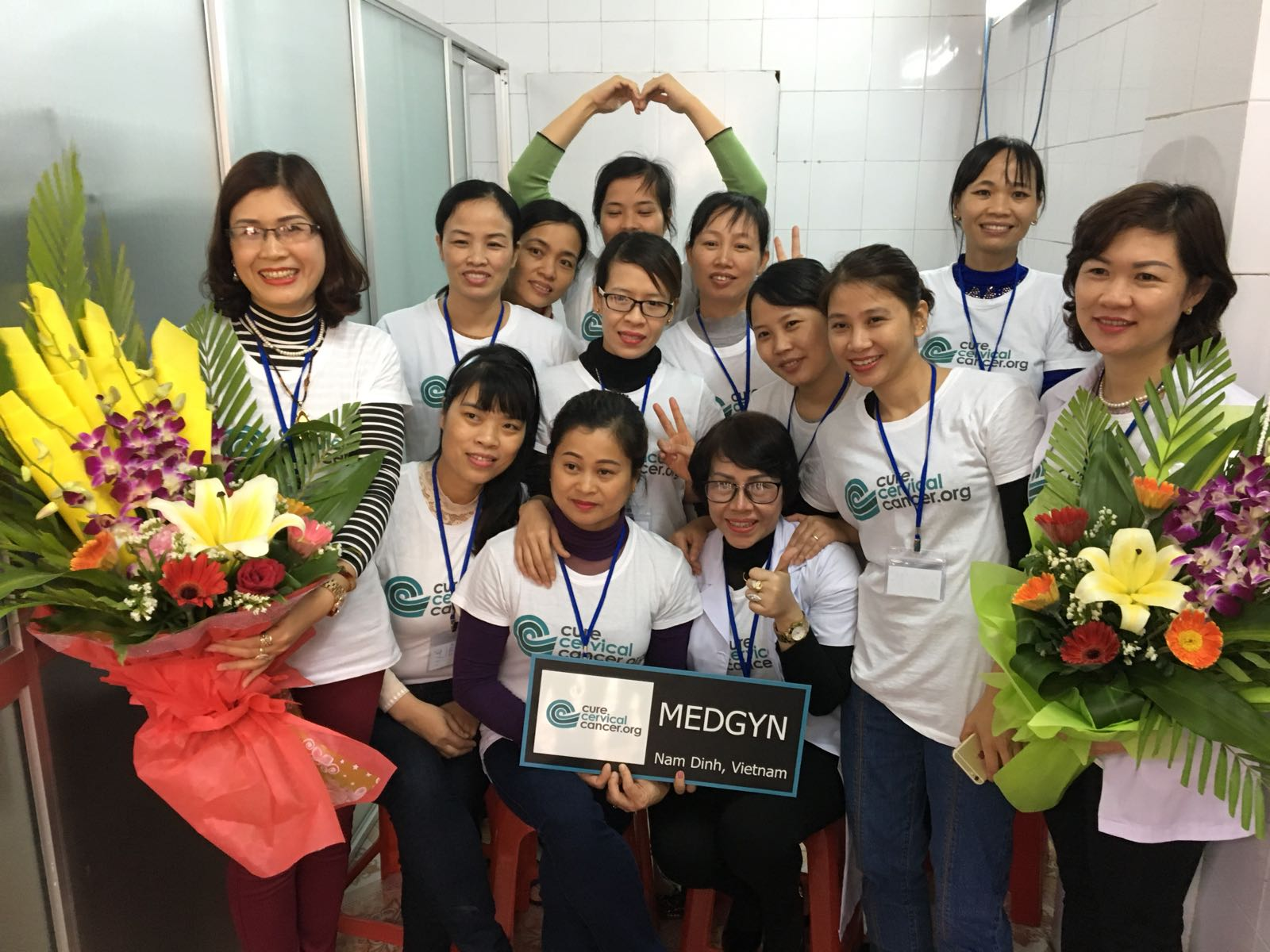 """The MEDGYN Clinic"" in Nam Dinh"