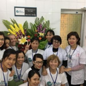 """""""The Terry Sapir Clinic"""" in Nam Dinh"""