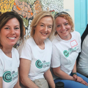 "Volunteer Kari Joins CCC for a ""See & Treat"" Training in Kenya"