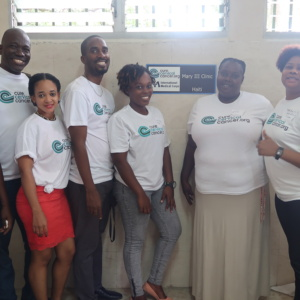 CCC Introduces Thermocoagulation Devices to Haiti