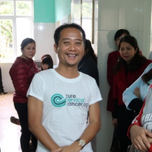 In the Field: Vu, Ground Partner in Vietnam
