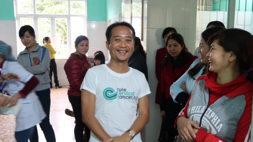 In the Field: Vu, Ground Partner in Vietnam