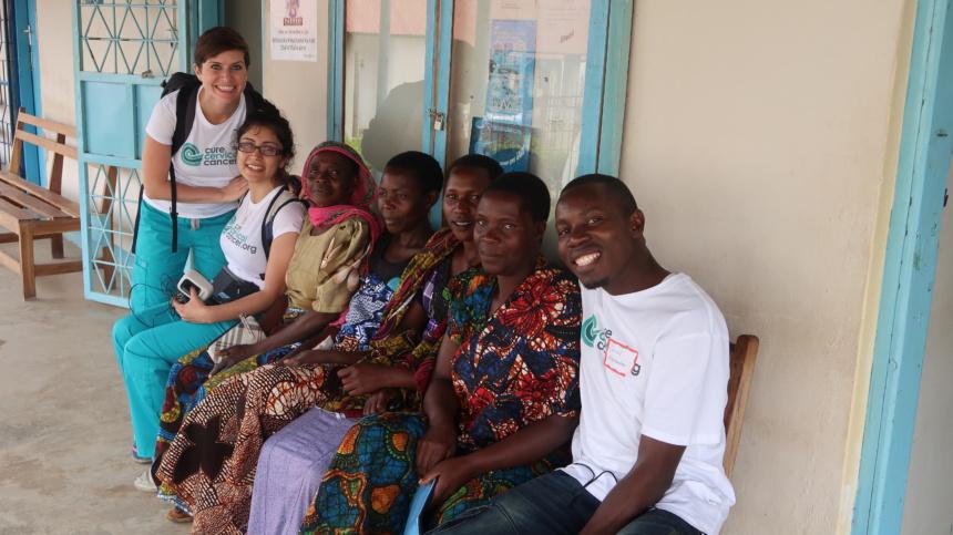 In the Field: Nurse David, Global Trainee in Tanzania