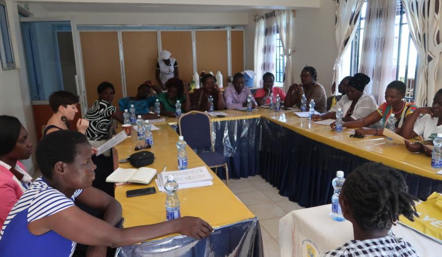 Site Visits in Kisumu, Kenya