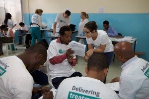"CCC Welcomes 26 New ""See and Treat"" Trainees in Addis Ababa, Ethiopia!"