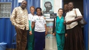 Our third day in Kenya: Muhuru and Isebania!