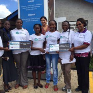 CCC Graduates 16 From Kiambu County