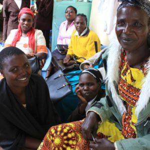 The CureCervicalCancer Team Returns to Western Kenya