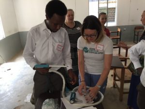 A New Partnership and A Great Start in Tanzania