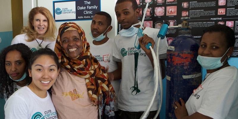 """Dake Family Clinic"" in Addis Ababa"