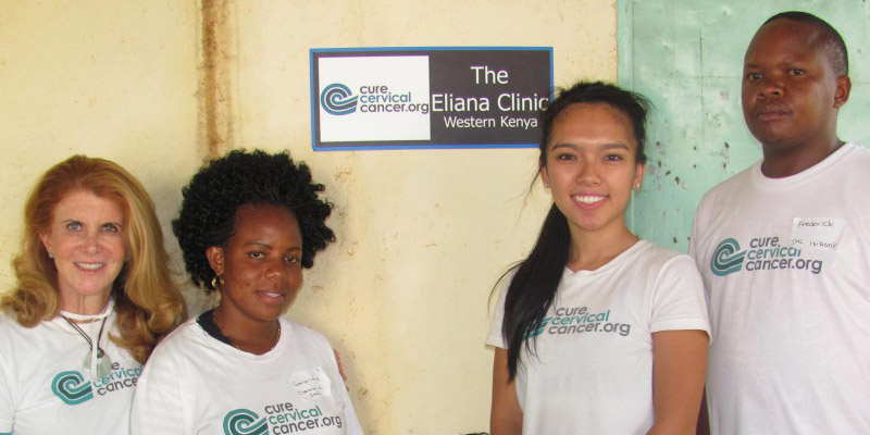 """The Eliana Clinic"" in Isebania"