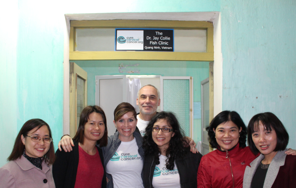 Dr Jay Collie Fish Clinic In Uong Bi Curecervicalcancer