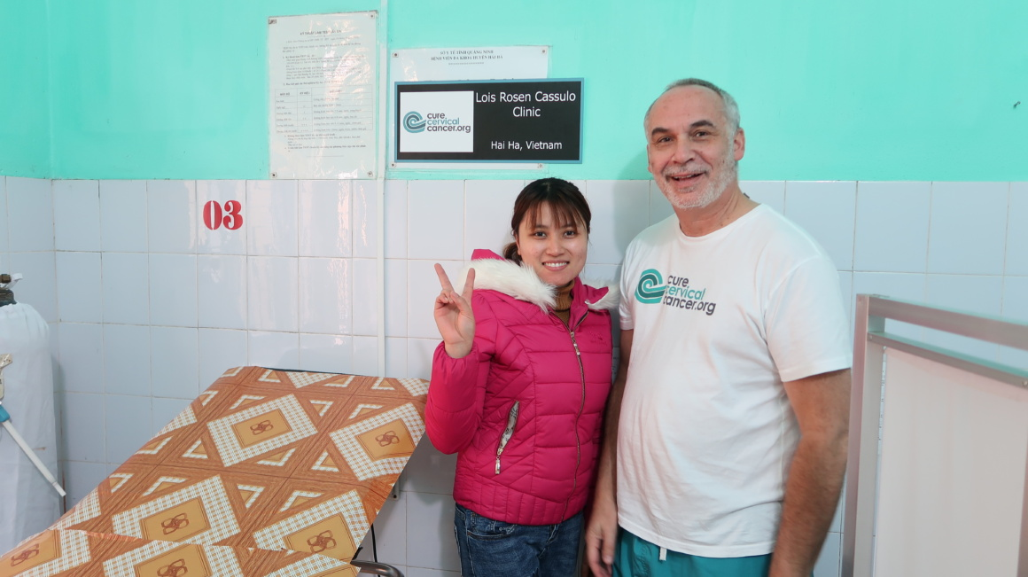"""Lois Rosen Cassulo"" Clinic in Hai Ha"