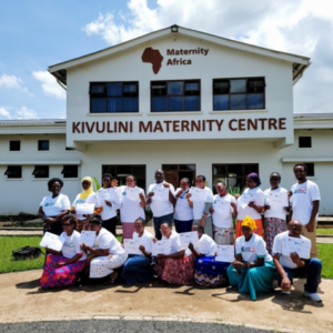 The CCC Team Returns to Arusha, Tanzania and Conducts a Community Health Worker Training