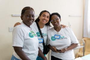 Cure Cervical Cancer- Mukuru Health Center Day1-17